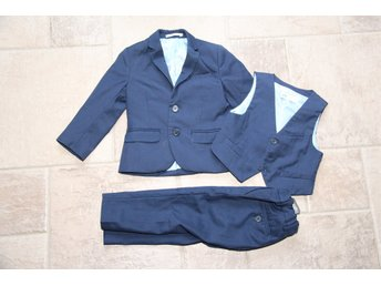 Kostym kavaj väst byxa stl 92 Jul Nyår Festkläder (333119776) ᐈ Köp ... 4b78924360342