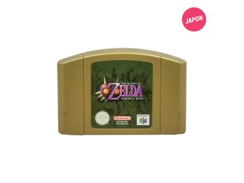 The Legend of Zelda: Majora's Mask (EUR / N64)