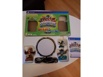 Skylanders Swap Force Starter Pack PS4