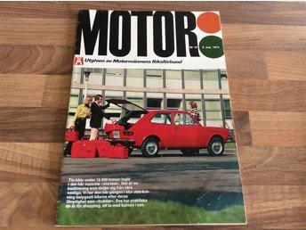 Motor 1974-10 Volvo 142 DL..Ford Capri.. Austin Mini 1000 - Filipstad - Motor 1974-10 Volvo 142 DL..Ford Capri.. Austin Mini 1000 - Filipstad