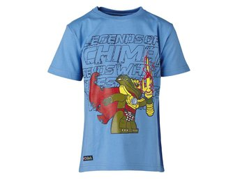 "LEGO CHIMA T-SHIRT ""LEGENDS"" 201549-128 Ord pris 199.00:-"
