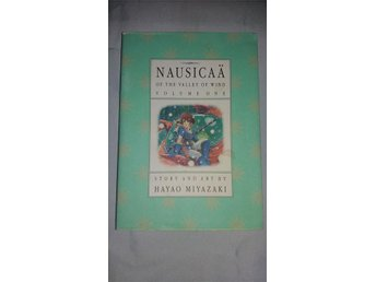 Nausicaä Of The Valley of Wind (Hayao Miyazaki) Volume One