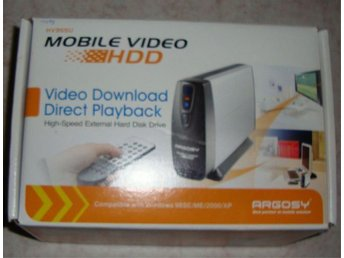 Argosy Mobile Video HDD 160GB