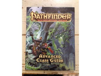 Advanced Class Guide - Pathfinder Roleplaying  Game !