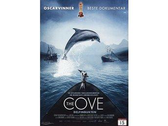 DVD: The Cove, obruten förpackning - Månsarp - DVD: The Cove, obruten förpackning - Månsarp