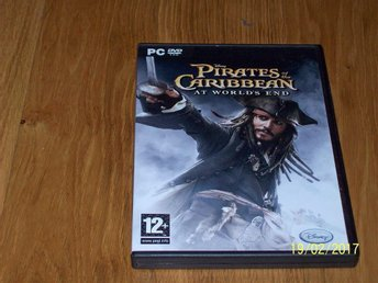 Pirates Of The Caribbean at Worlds end Pc Spel