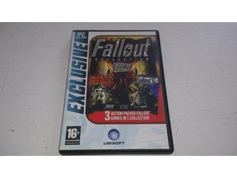 - Fallout Collection PC-SPEL -