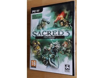 Sacred 3 First Edition till PC nytt