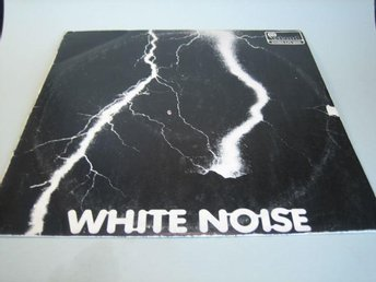 White Noise island Records An electric storm ILPS-9099