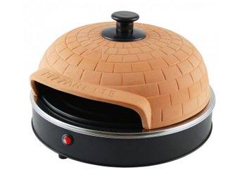 Emerio pizza oven with terracotta dome around - Solna - Emerio pizza oven with terracotta dome around - Solna