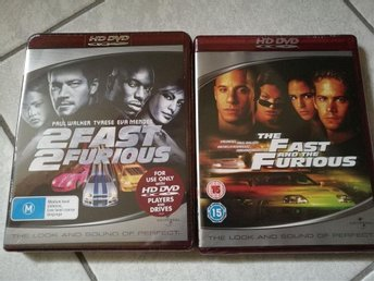 The fast and the furious, 2 fast 2 furious, Oceans 11, Italian job, med flera
