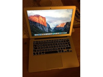 "Macbook Air 13"" Tidig 2015"