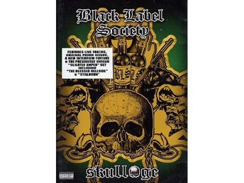 Black Label Society -Skullage dvd S/S 2009 Zakk Wylde