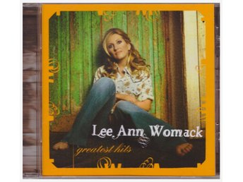 LEE ANN WOMACK     GRATEST HITS   CD