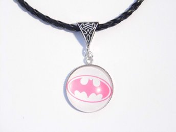 Batgirl Halsband / Necklace