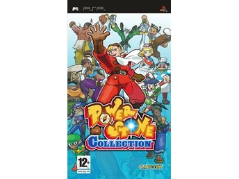 PSP - Power Stone Collection (Beg)