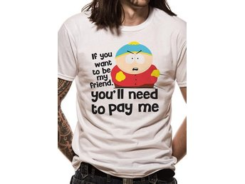 SOUTH PARK - PAY ME  (UNISEX) - Large