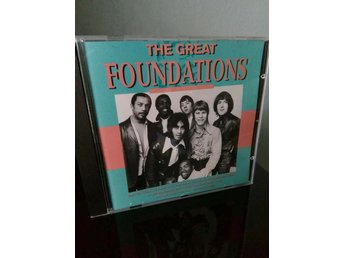 THE GREAT FOUNDATIONS  CD