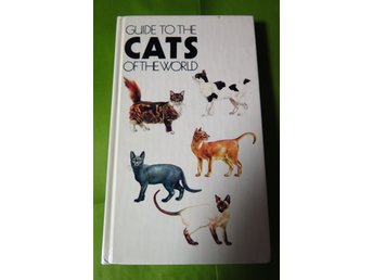 GUIDE TO THE CATS OF THE WORLD,KATT,CATS,TREASURE PRESS,KATTRASER