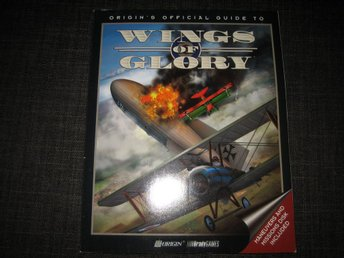 Wings of Glory guidebok från Origin