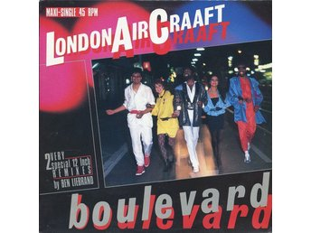 "London Aircraaft – Boulevard (Epic 12"")"