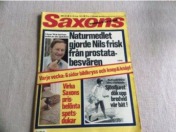 Javascript är inaktiverat. - Filipstad - Saxons Nr 34 1976 Skick kolla bildernOBS Byers Outside Sweden get a different Shipping Cost...När du bjuder/köper så accepterar du objektsbeskrivningenVi samfraktarMVH Tidningskungens - Filipstad