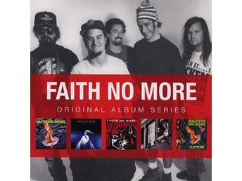 Faith No More: Original album series 1989-97 (5 CD)
