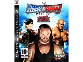 WWE Smackdown Vs Raw 2008 - Playstation 3