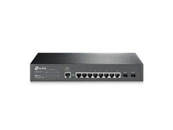 TP-Link JetStream 8-port Gigabit L2 Managed Switch with 2 SFB slots