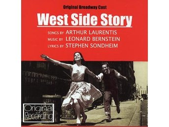 Musikal: West side story/Original Broadway cast (CD)