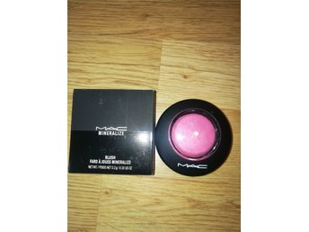 Nytt! Mac rouge mineralize blush gentle