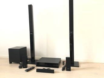 Home theater Sony BDV-E870