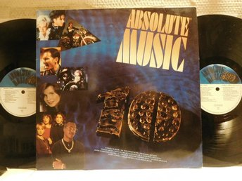 ABSOLUTE MUSIC - 10 - 2-LP