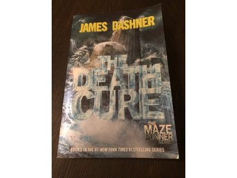 James Dasher Mazerunner THE DEATH CURE nr:3