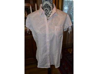 23aa4427e12 Gant blus skjorta kortärmad damblus ca 42/44 (347793998) ᐈ Köp på ...