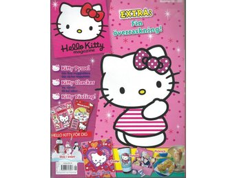 HELLO KITTY MAGAZINE - NR 8  2011