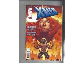 X-Men Marvel nr 4 2005 skick vf - Skoghall - X-Men Marvel nr 4 2005 skick vf - Skoghall