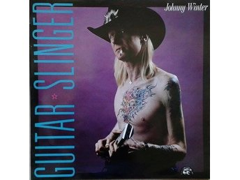 Johnny Winter   titel*  Guitar Slinger