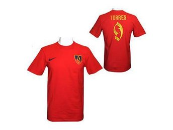 Torres T-shirt Hero Röd XL