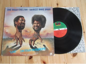 "Billy Cobham-George Duke Band - Live ""On Tour In Europe"""