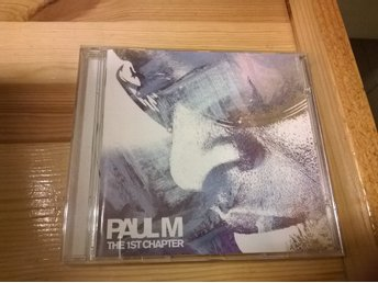 Paul M - The 1st Chapter, CD, rare!