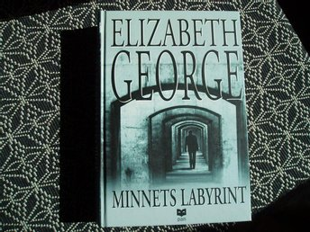 Elizabeth George - Minnets Labyrint
