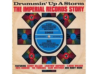 Drummin' Up A Storm / Imperial Records Story -62 (3CD)