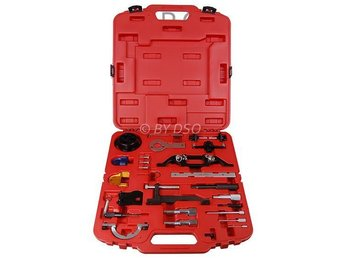 26 Pce Diesel Engine Timing Tool Set For GM Vauxhall Opel Injection Pumps - Sheffield - 26 Pce Diesel Engine Timing Tool Set For GM Vauxhall Opel Injection Pumps - Sheffield