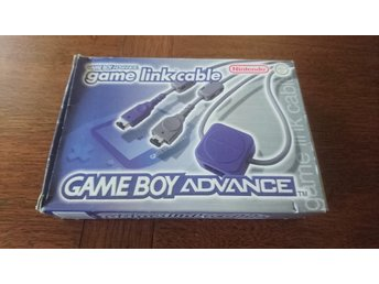 Game Boy advance - game link cable - komplett