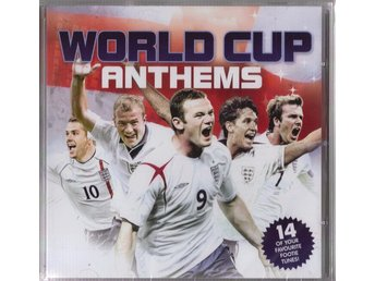 World Cup Anthems: Olika Artister  - CD