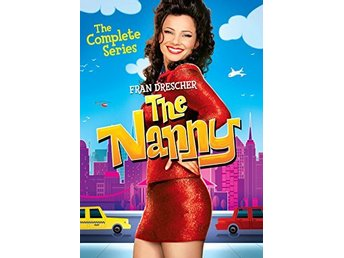 Nanny - The Complete Series (DVD)