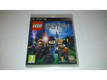 - Lego Harry Potter Year 1-4 PS3 -