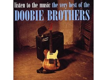 Doobie Brothers: Very best of... 1972-94 (CD)