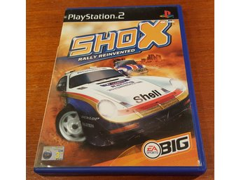 Shox Rally Reinvented - Komplett - PS2 / Playstation 2